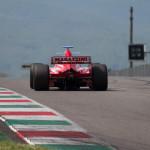 F3000 car on Mugello Circuit