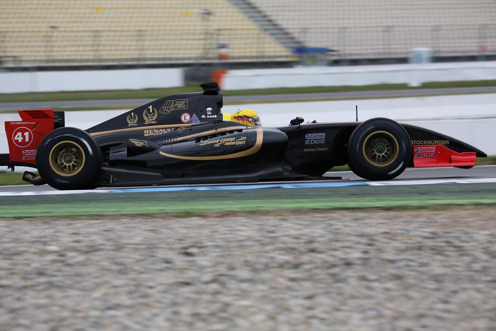 Dallara - Worldseries by Renault