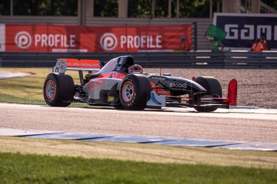 Lola B05/52 - Auto GP