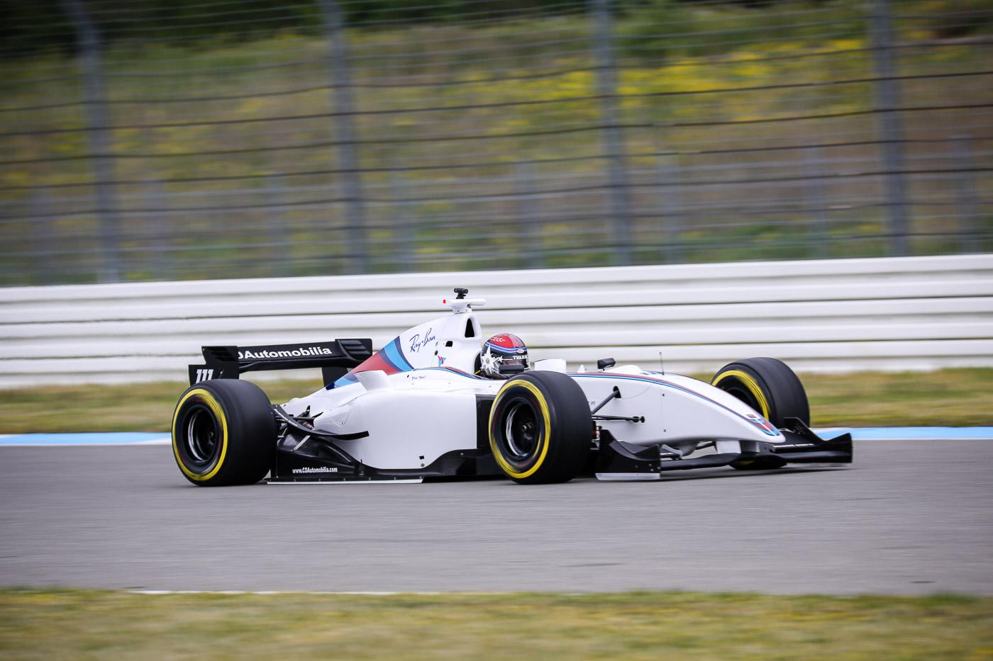 Dallara - World Series by Renault 3.5