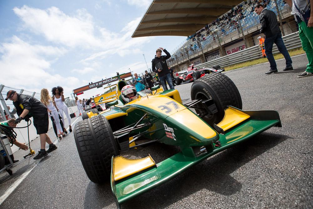Zandvoort Circuit.