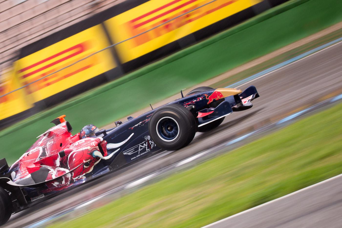 BOSS GP at Hockenheim 2016.