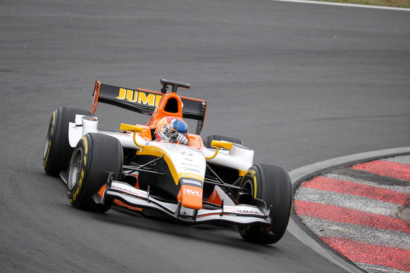Dallara - GP2 Evo