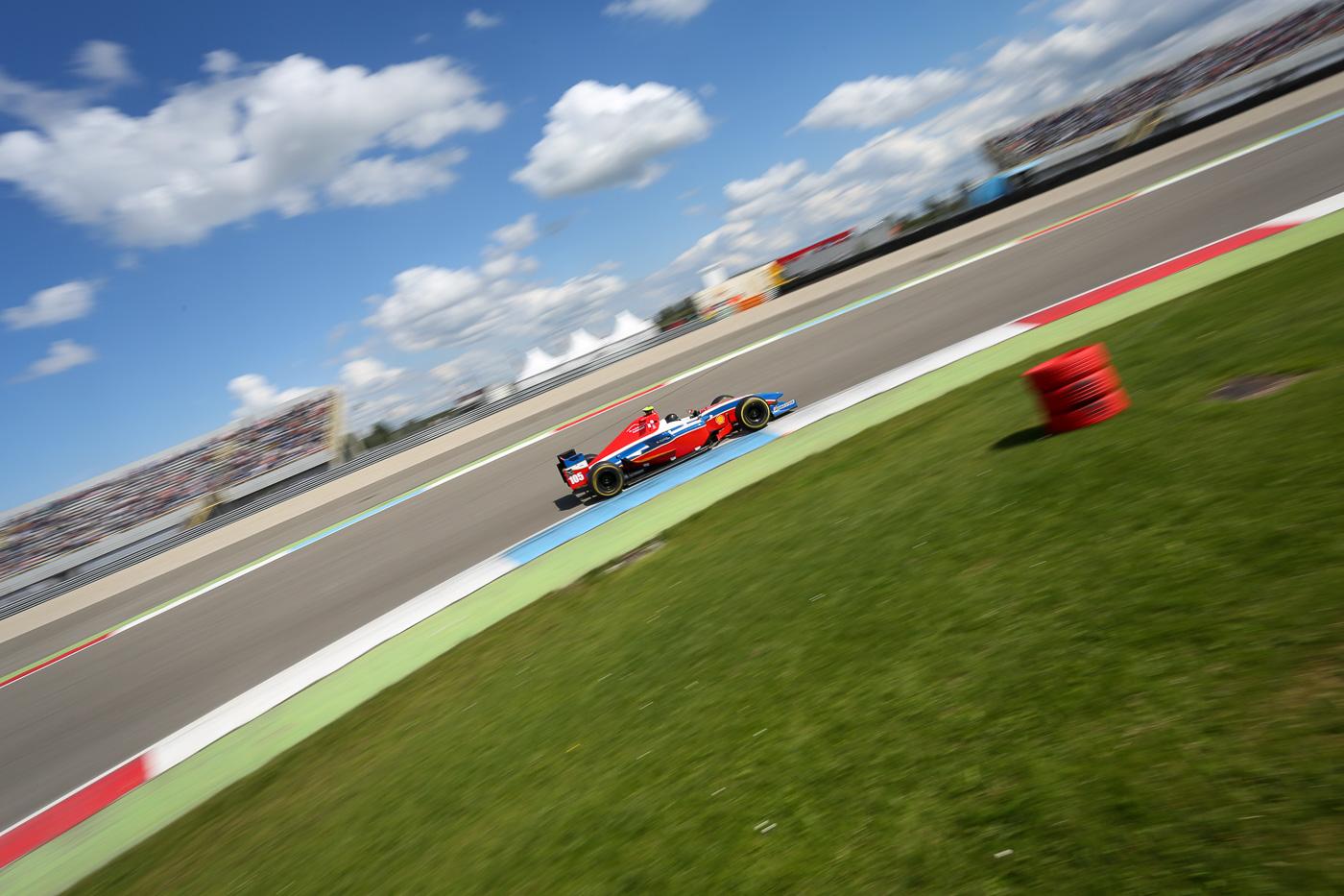 Race 2 in Assen 2017.