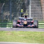 Ingo Gerstl on track in Imola 2017.