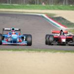 Phil Stratford (Benetton F1) and Walter Steding (GP2)