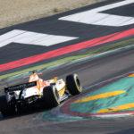 Rinus van Kalmthout during Qualifying on track in Imola 2017.