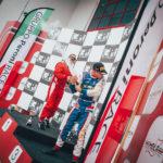 Van Kalmthout wins last season race 2017 in the OPEN class.