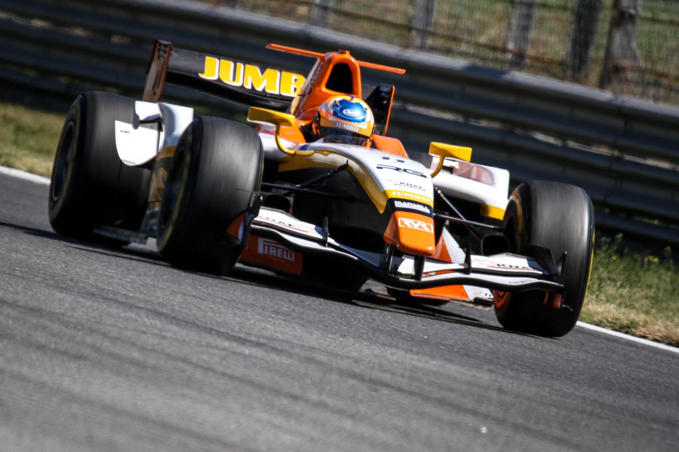 Dallara - GP2 Judd