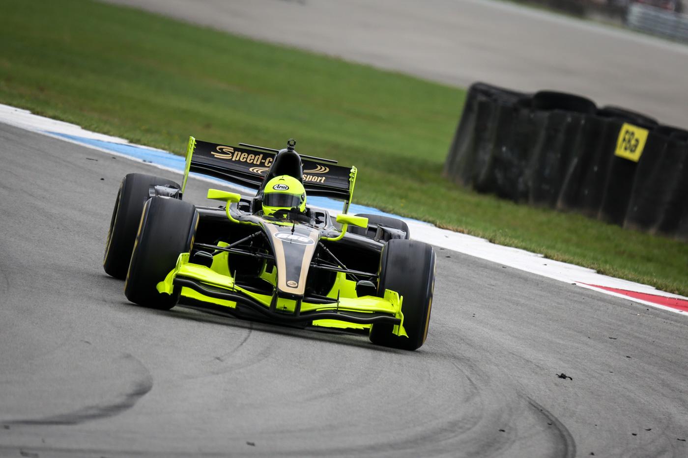 Roy Glaser (Dallara GP2)
