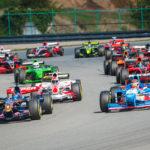 Start for race 2 in Brno
