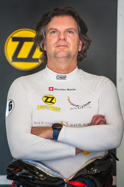 Nicolas Matile