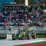 Salvatore De Plano wins the last FORMULA race of the season