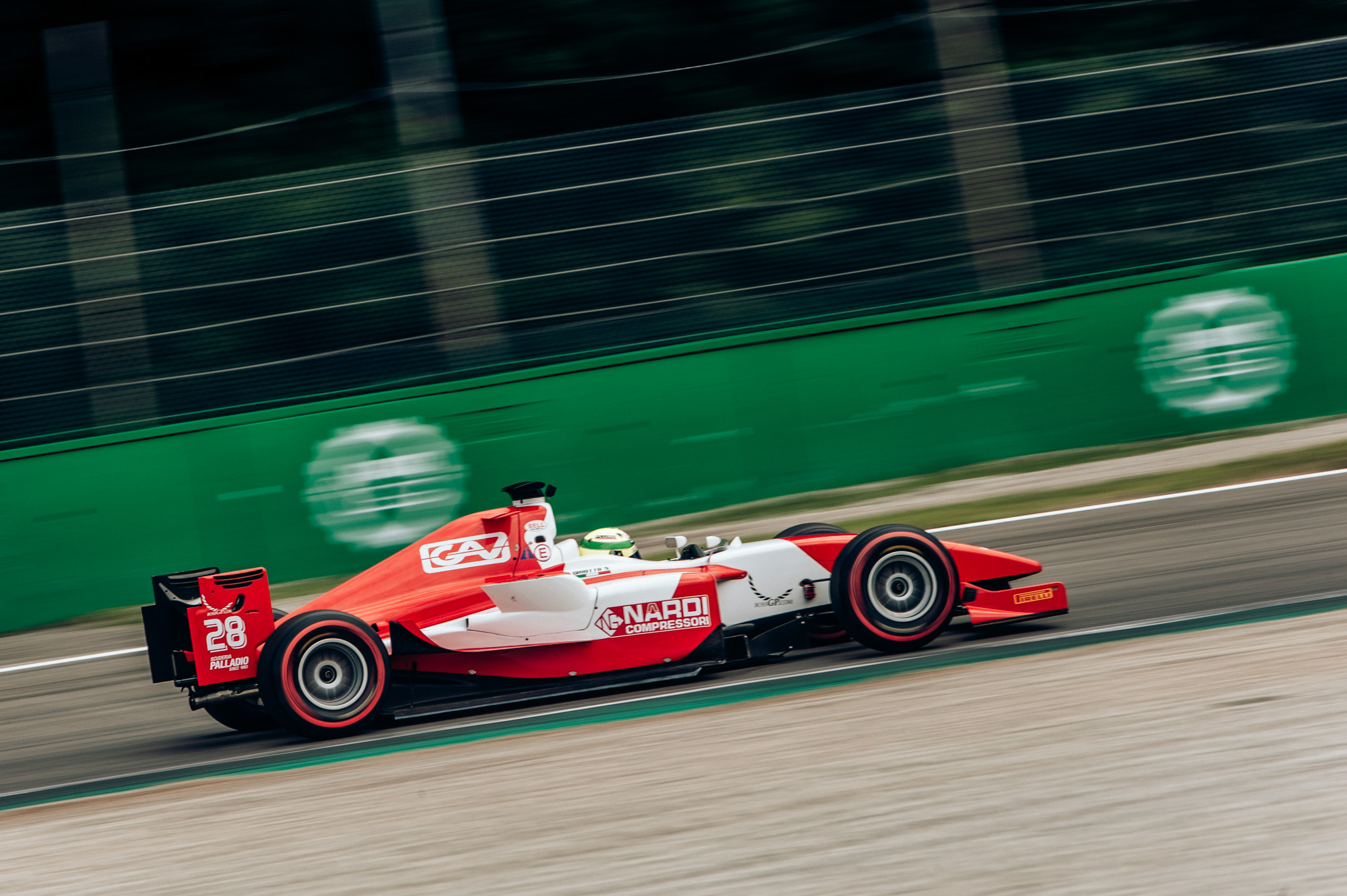 Sergio Ghiotto, Dallara GP2