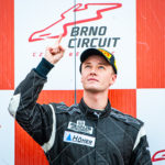 Christopher Höher dedicate his win in Brno 2019 to his recently deceased father