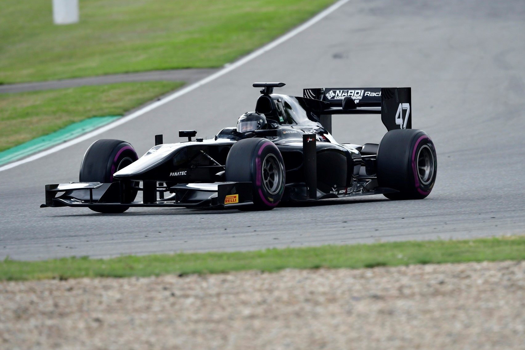 Walter Steding (Dallara GP2)