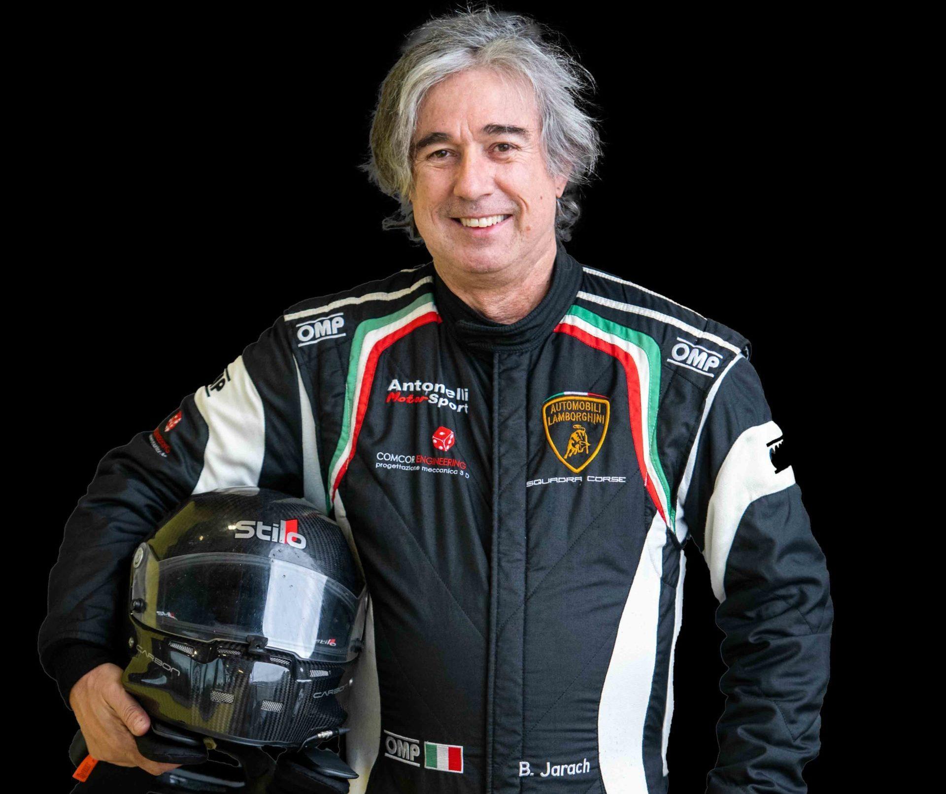Bruno Jarach Portrait
