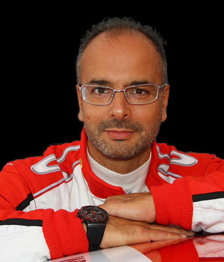 Dario Pergolini Portrait