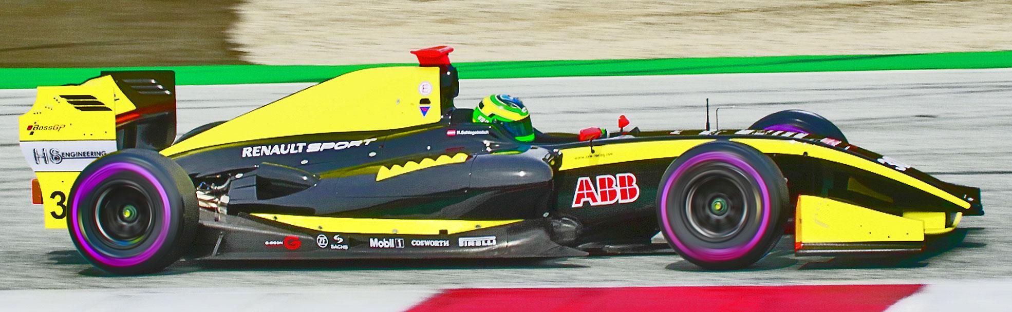 Dallara - World Series V8